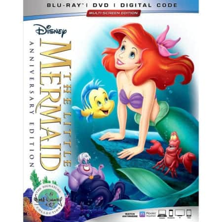 little mermaid 30