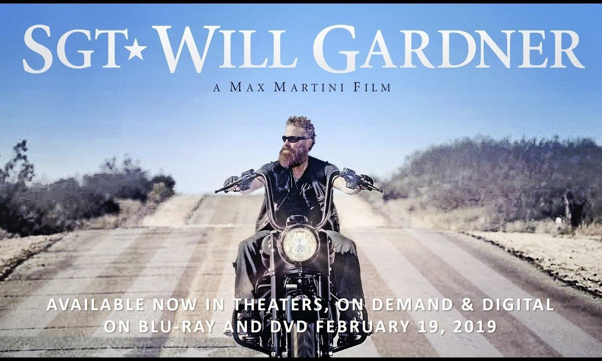Enter to win a Blu-ray copy of SGT Will Gardner