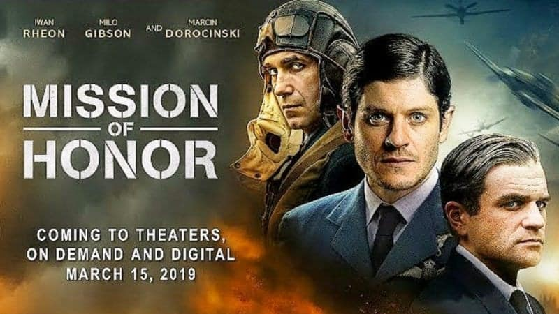 Mission of Honor Cinedigm Video VOD Theatrical announce