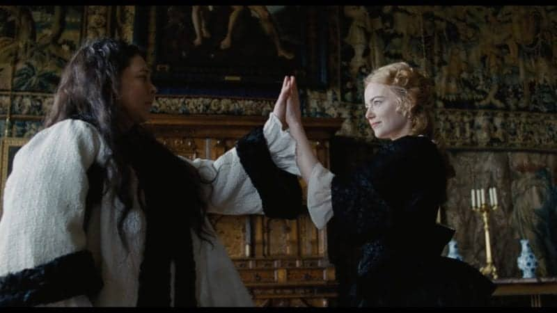 The Favourite review: Queen Mary's Regal Rabbit Test 7