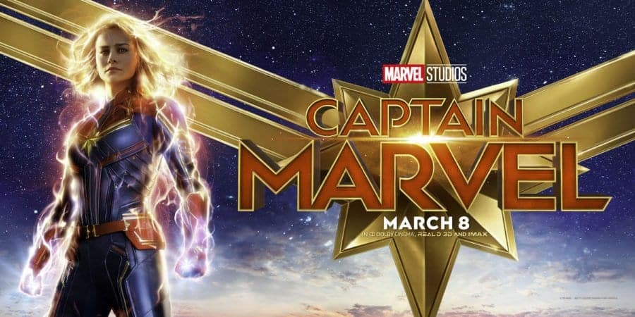 Captain Marvel - 2019's Marketable Heroine [Review] 2