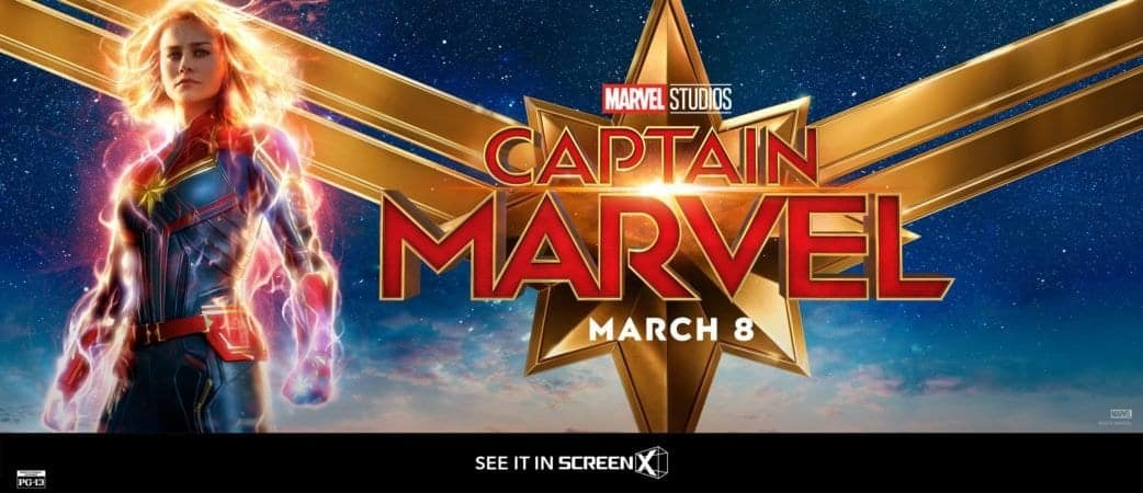 ScreenX2: The Quickening + A Word on Captain Marvel 3