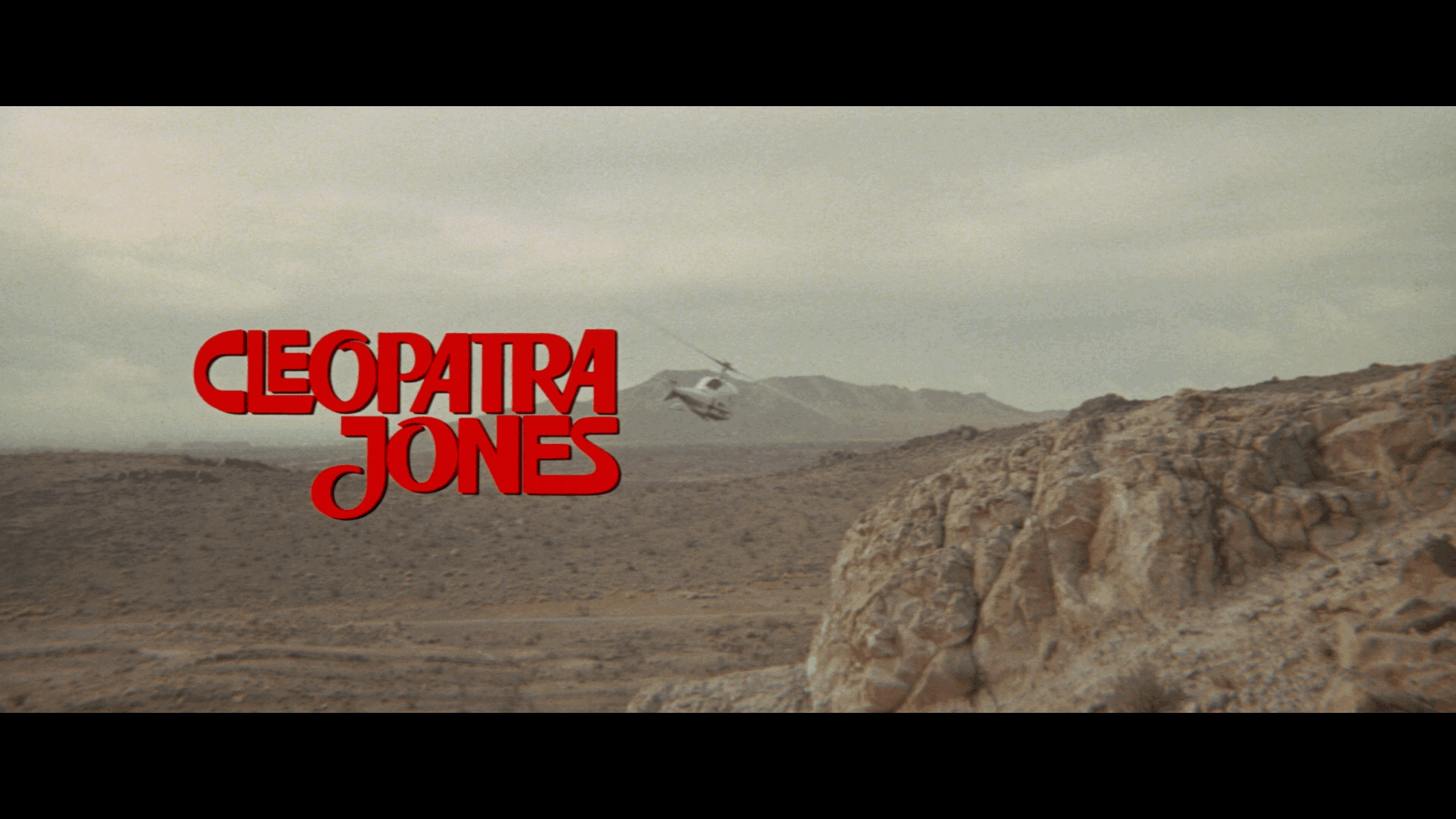 cleopatra jones title