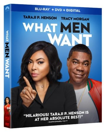 WHAT MEN WANT debuts on Digital April 23 & Blu-ray Combo May 7 6