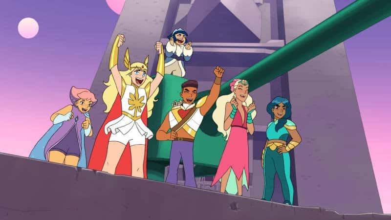 She-Ra had a Season 2 screening party! Check out a clip! 7