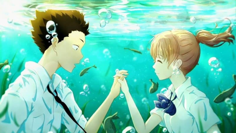 A Silent Voice - The Movie [Blu-ray review] 8