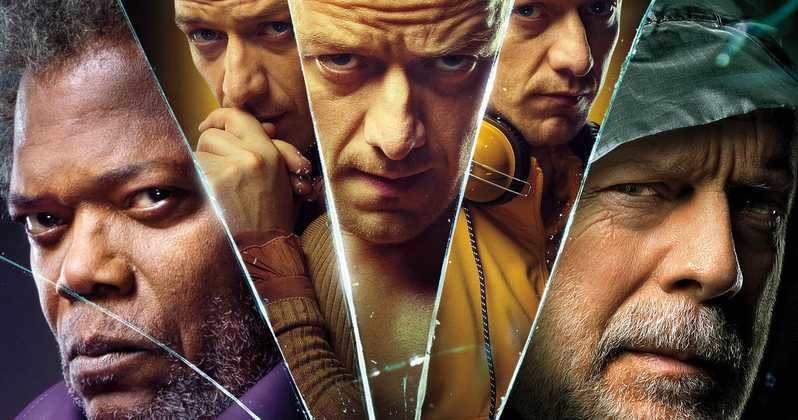 Enter to win a Blu-ray copy of Glass (2019) in our Glass Contest 16