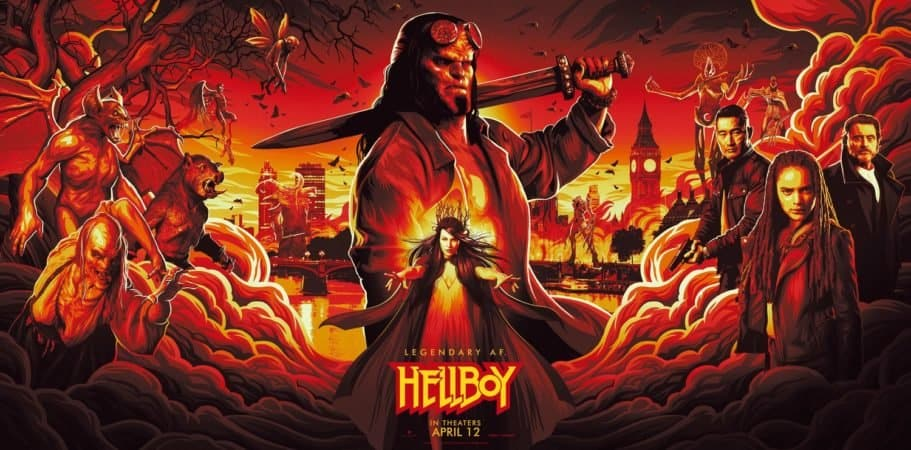 You're Probably Never Getting A Great Hellboy Movie [Review] 13