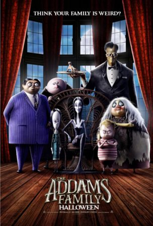 Late Night News: Addams Family, Big Bad Fox, a site update 1