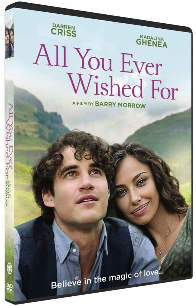 All You Ever Wished For DVD better box art from our studio friends at Film Movement