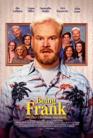 Miranda Bailey's 'Being Frank' lands a trailer to dominate your eyeballs! 1
