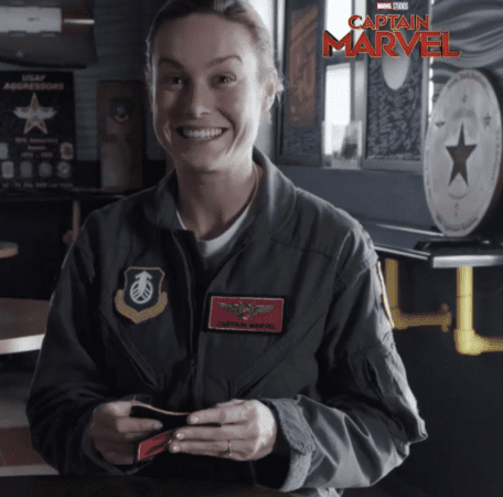 Captain Marvel debuted on Digital HD this week! Watch some clips! 8