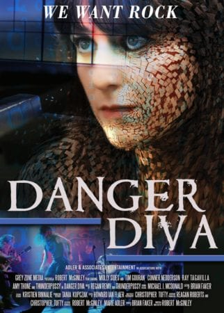 Cyberpunk Thriller DANGER DIVA lands worldwide distribution with Adler & Associates Entertainment and will screen at Cannes Film Festival on May 17th! 8