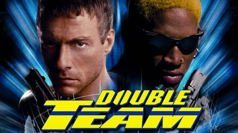 Double Team: Dennis Rodman saves the World...again [Review] 11