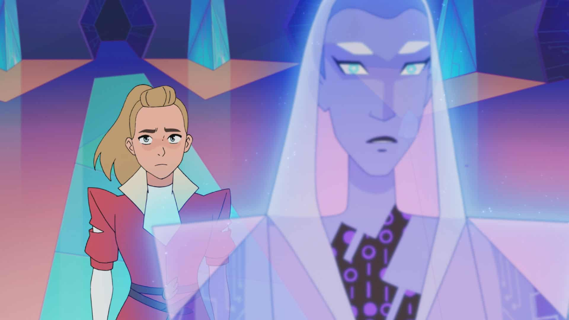 DreamWorks Animation Reveals She-Ra and the Princesses of Power Season 3 Trailer 1