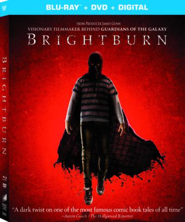 Brightburn arrives on Digital 8/6 and on 4K Ultra HD Blu-ray™ & DVD 8/20 3