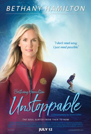 Bethany Hamilton: Unstoppable [Review] 1