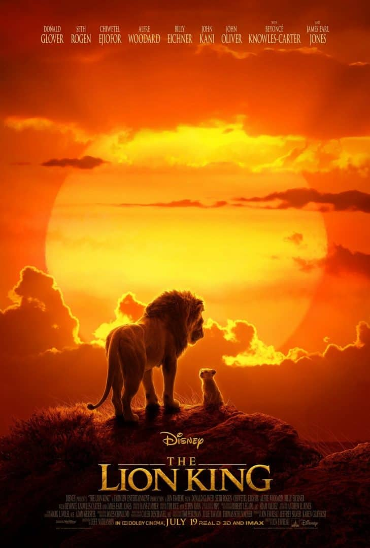 The Lion King (2019): The Howell Family reviews the 4DX experience 1