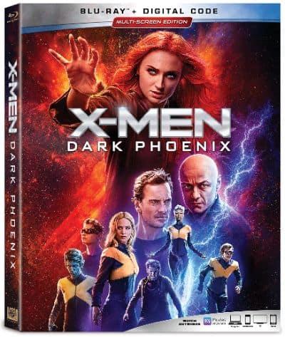 X-Men Dark Phoenix blu