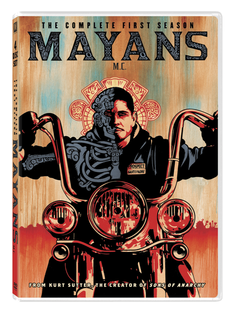 Mayans M.C. Season 1 [DVD review] 15