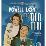 The Thin Man Warner Archive Blu-ray