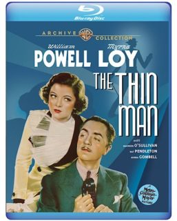 The Thin Man - Couple Solves Crime While Clothed [Review] 3