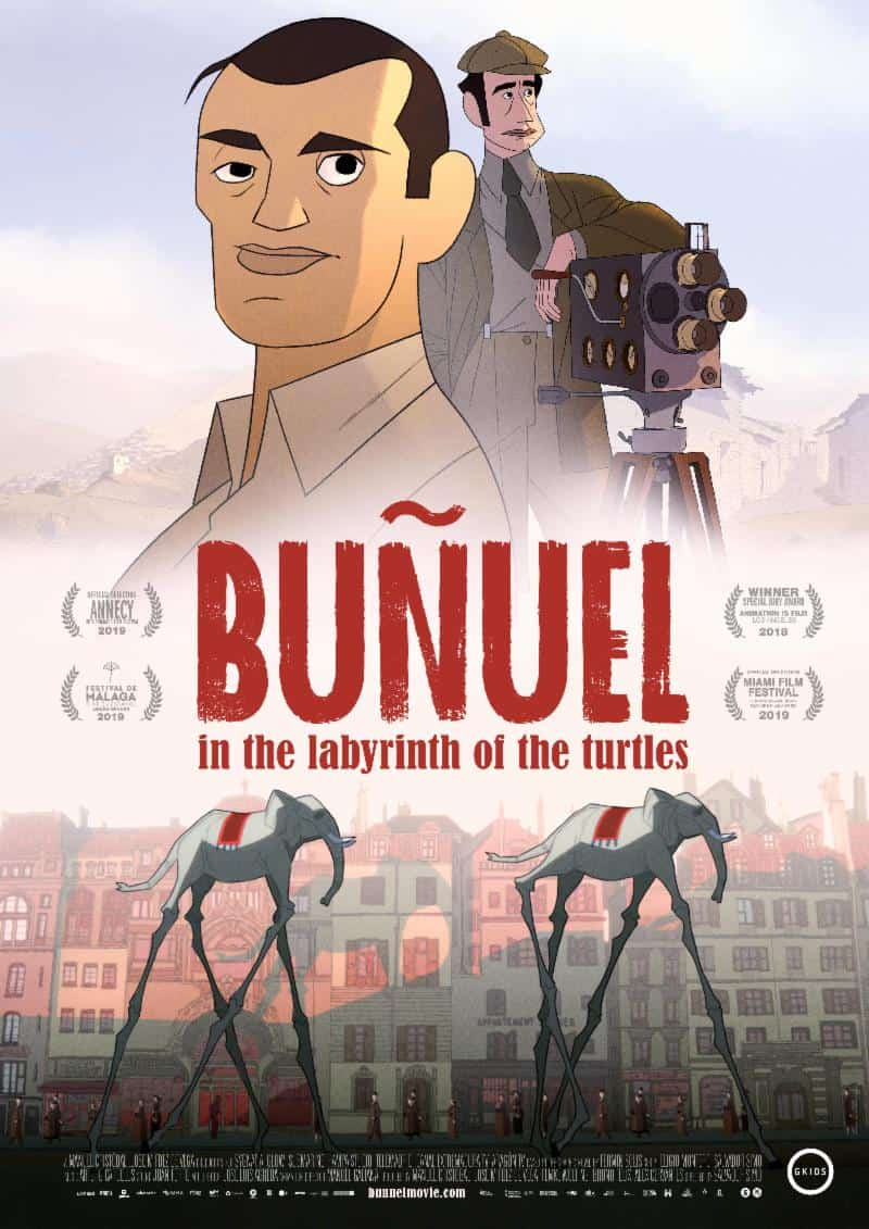 Bunuel in the Labyrinth of the Turtles backlog