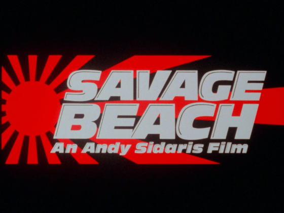 savage beach title