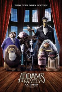 The Addams Family gets animated this October. [Trailer and Poster] 2
