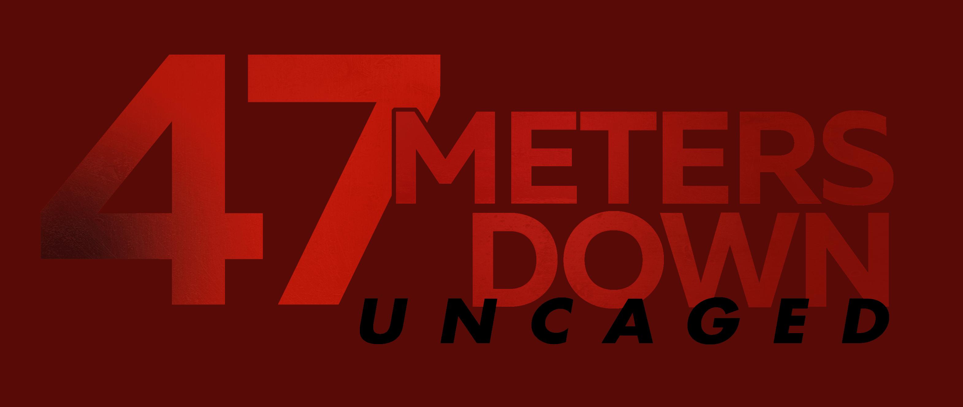 47 Meters Down Uncaged Blu LOGO