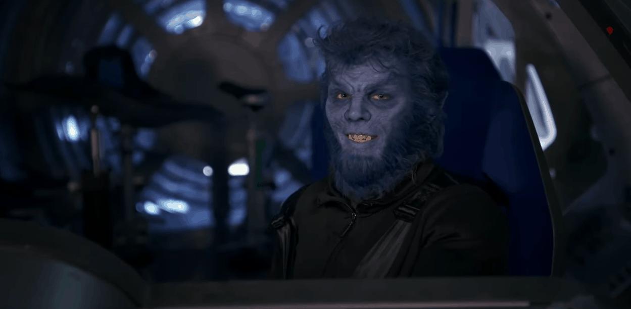 Dark Phoenix Beast X-Men Blu-ray