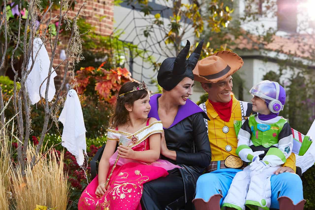 Disney Halloween Costumes