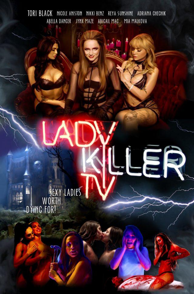 Erotic Horror Parody LadyKillerTV Set for Star-Studded Premiere October 23 at Palms Las Vegas 3