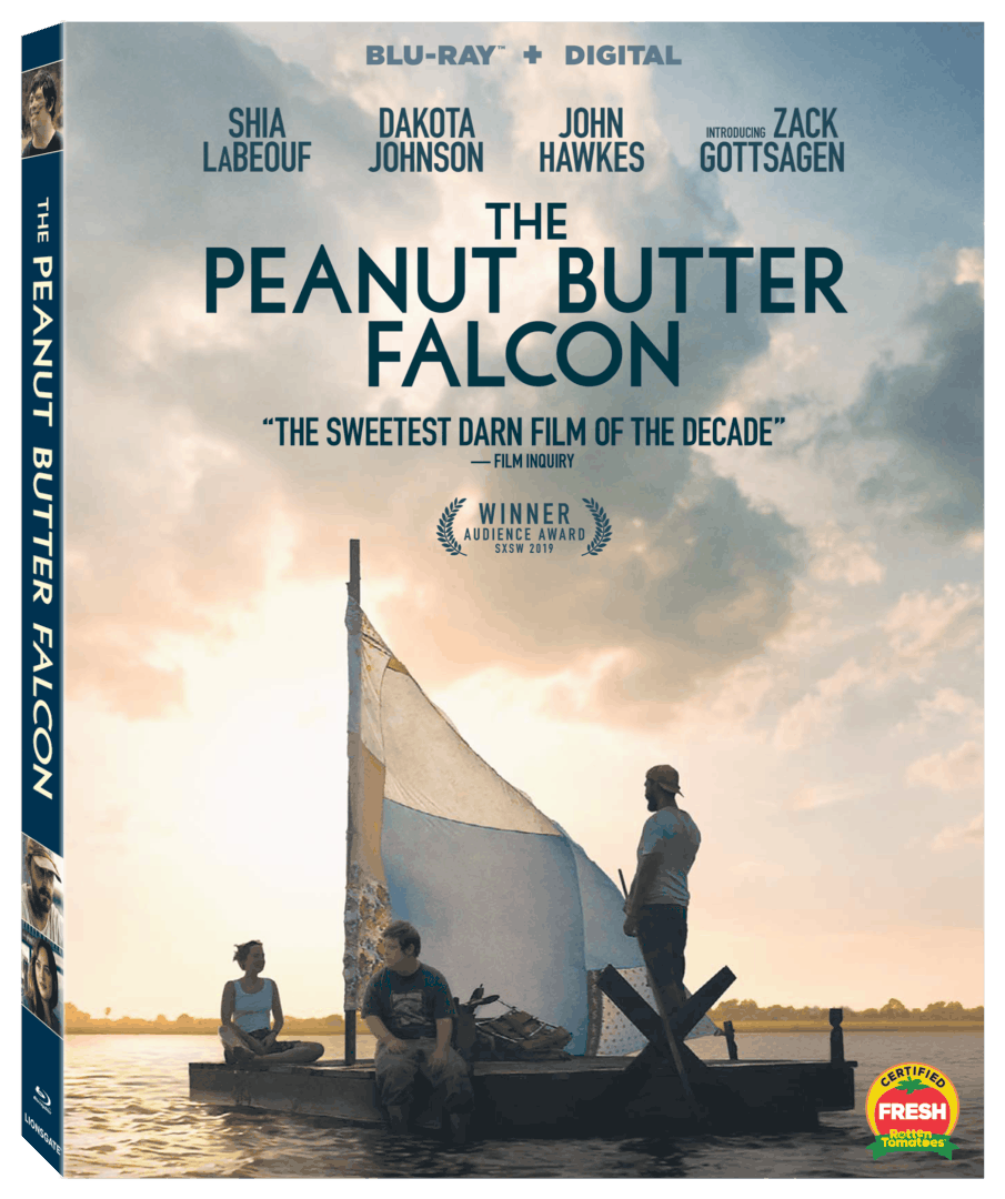 Peanut Butter Falcon Blu-ray
