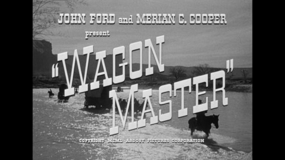 Wagon Master: John Ford Begins the 1950s [Review] 4