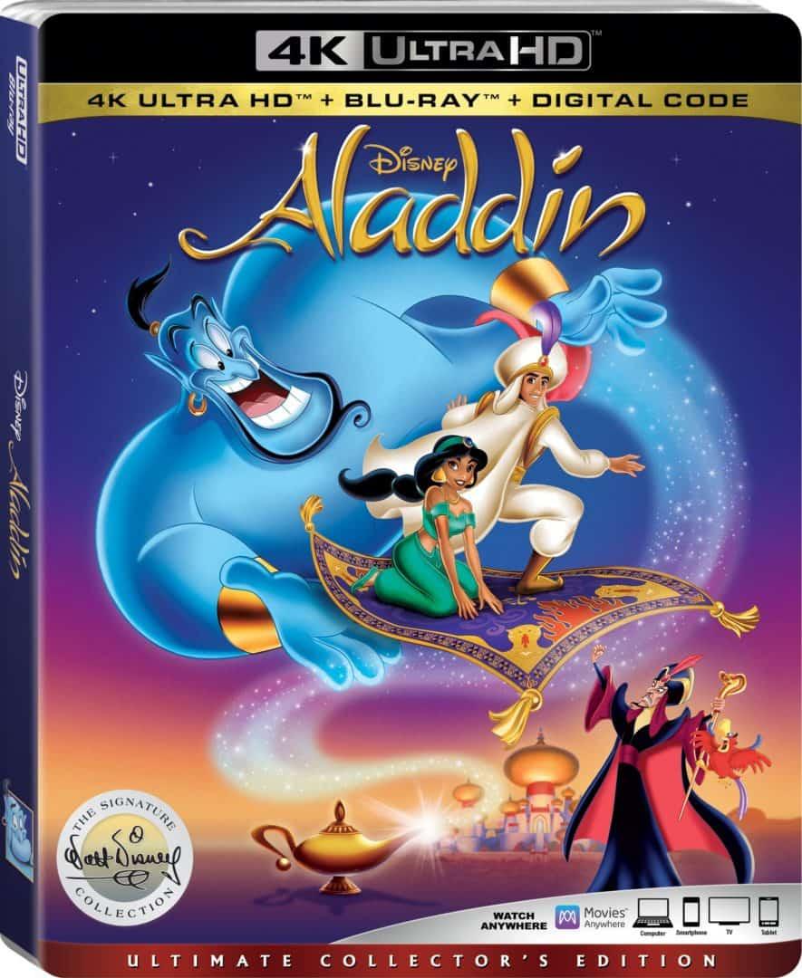 Aladdin 1992 4K