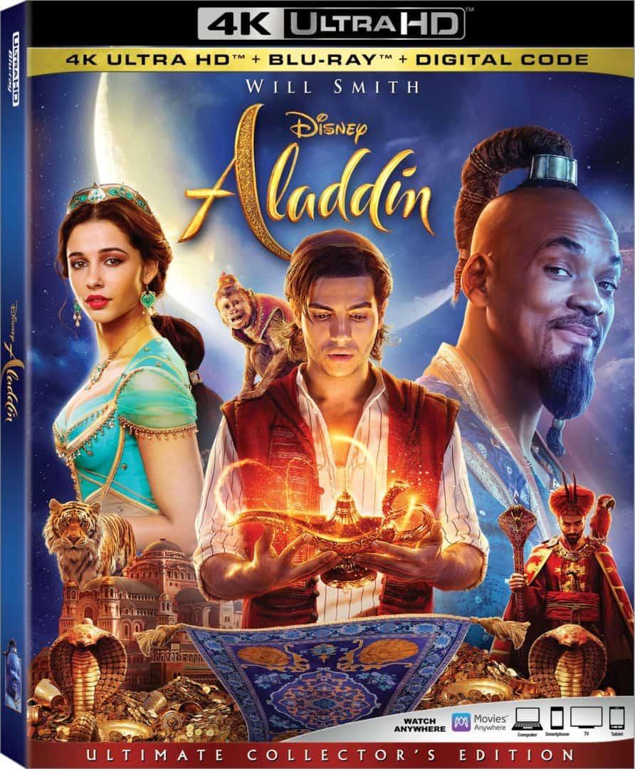 Aladdin 4K 2019