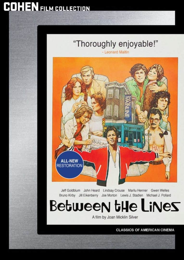 Between the Lines [Blu-ray Review] 7