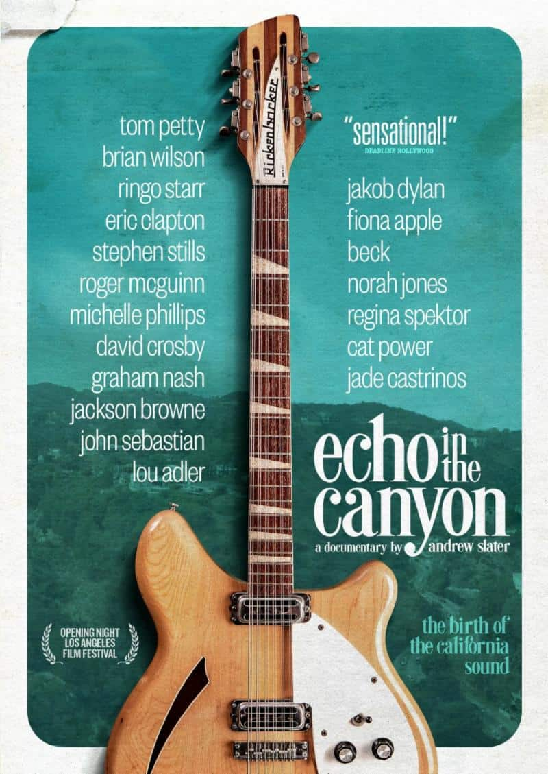 ECHO IN THE CANYON SEPTEMBER