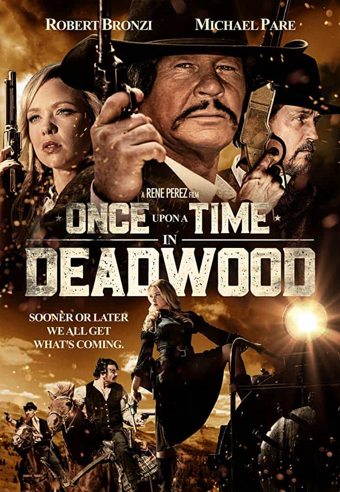 Once Upon a Time in Deadwood Killer Sofa