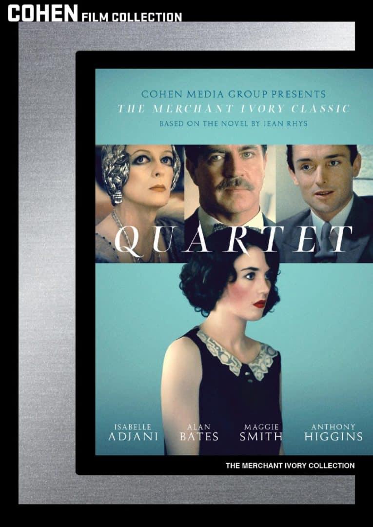 Quartet movie