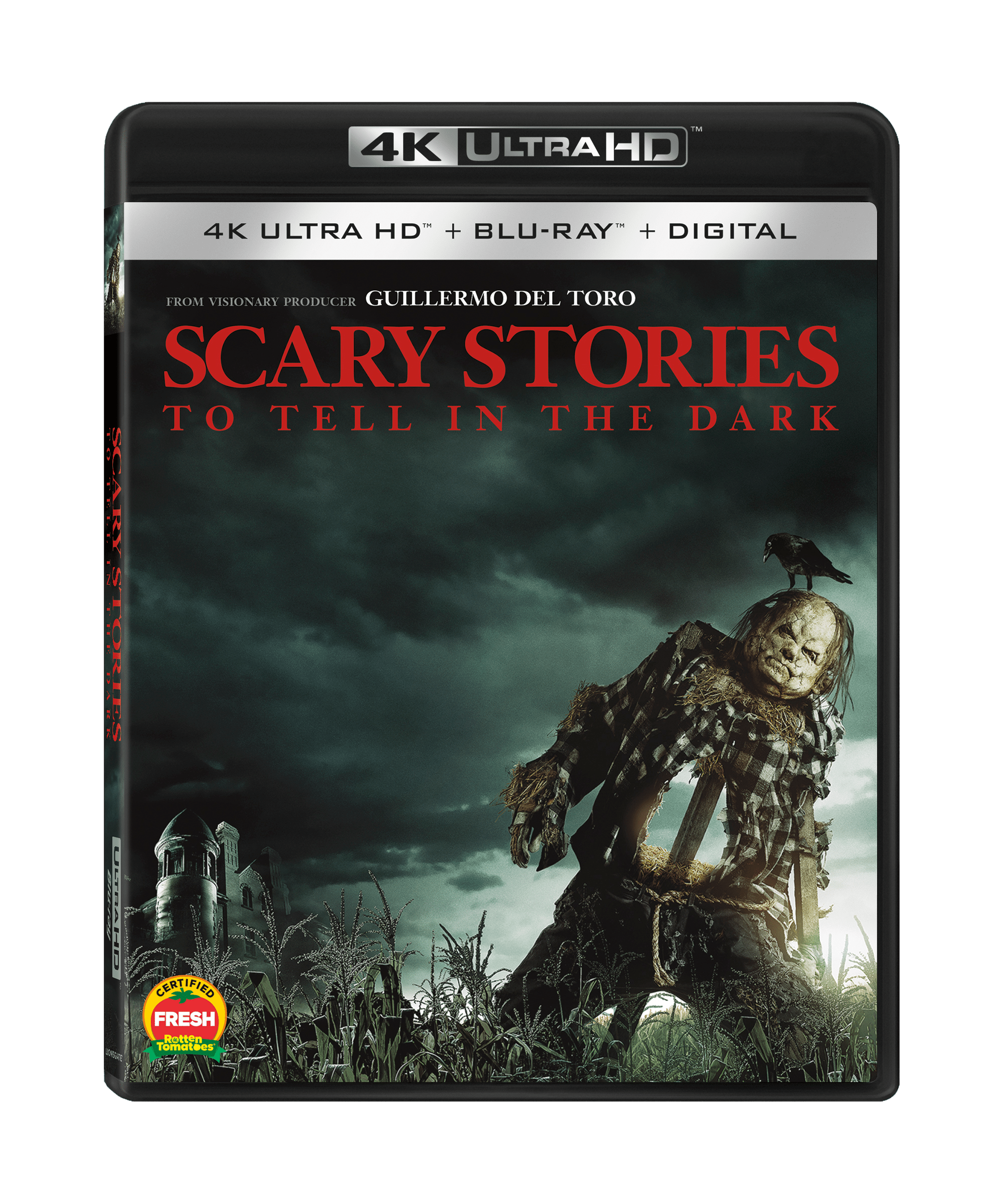 Scary Stories 4K Home Entertainment