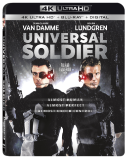 Universal Soldier arrives on 4K Ultra HD™ Combo Pack (plus Blu-ray™ and Digital) and Digital 4K November 5 3