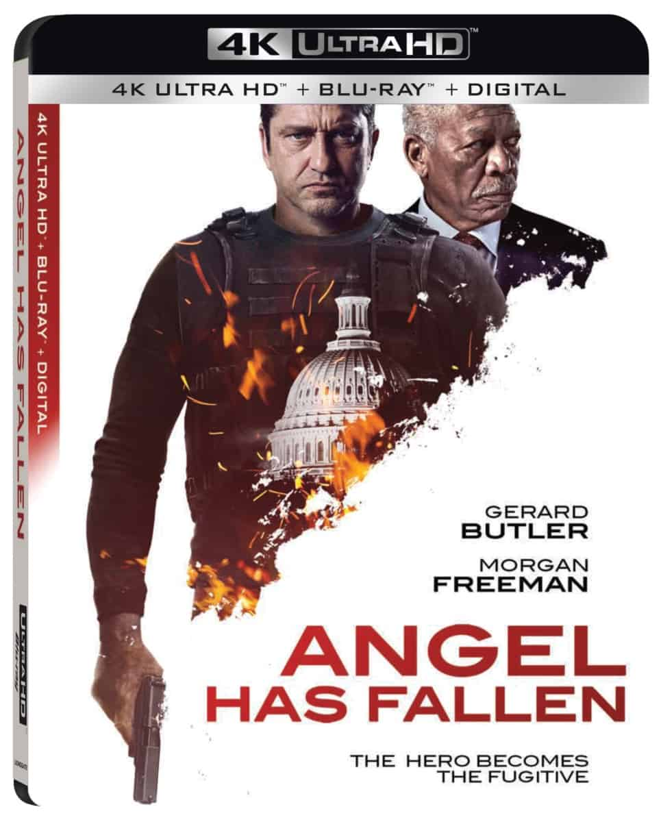 ANGEL HAS FALLEN 4K