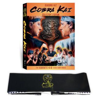Official Secrets, Prey, Cobra Kai, more! [DVD News] 4