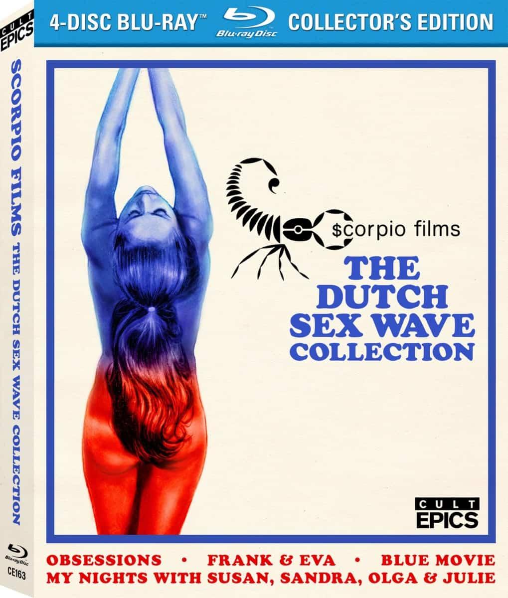 Scorpio Films Dutch Sex Wave