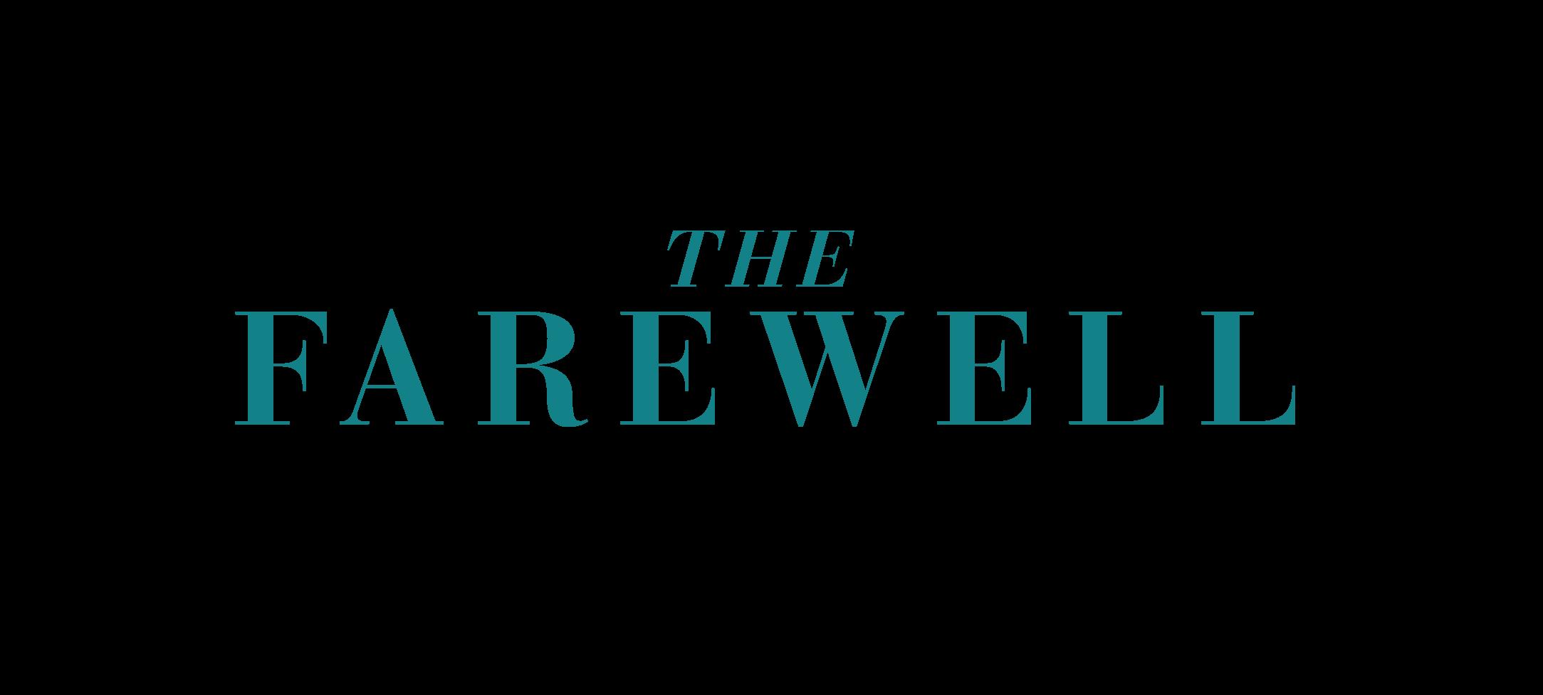 The Farewell logo