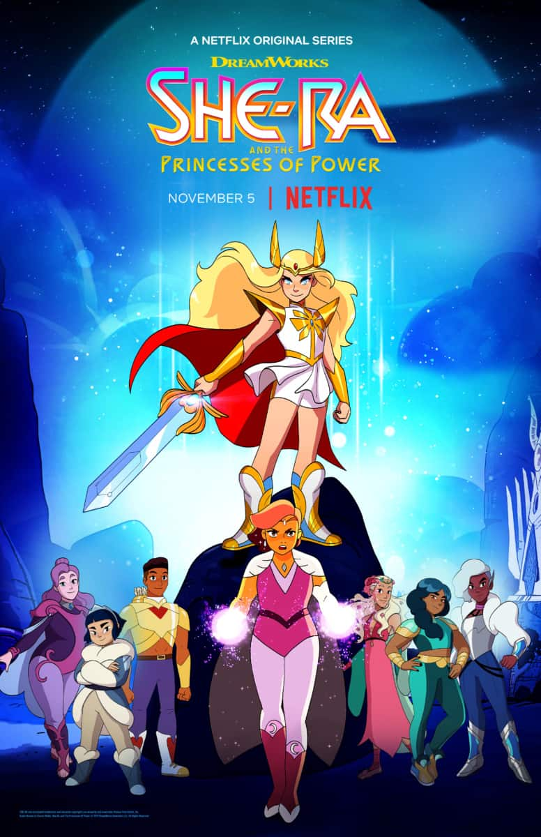 She-Ra The Rebellion Princesses of Power