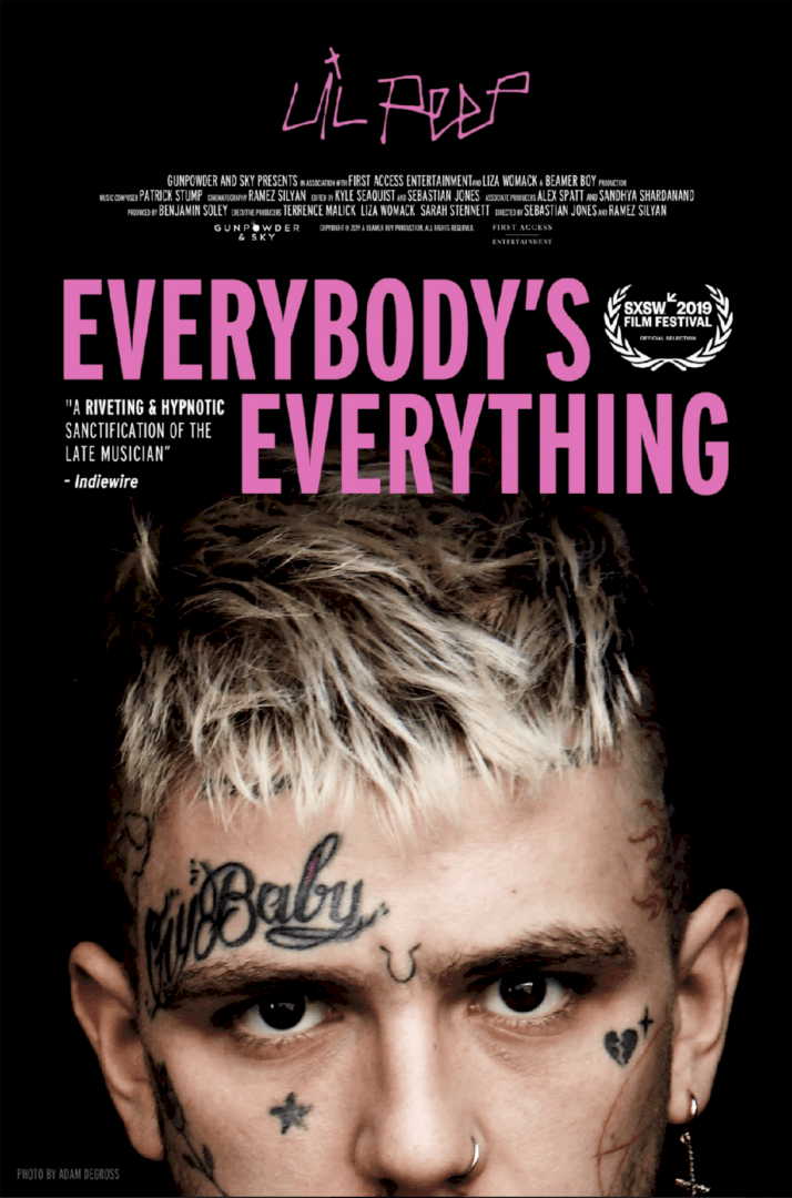 Lil Peep Everything's Everything