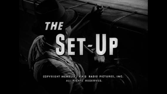The Set-Up 8
